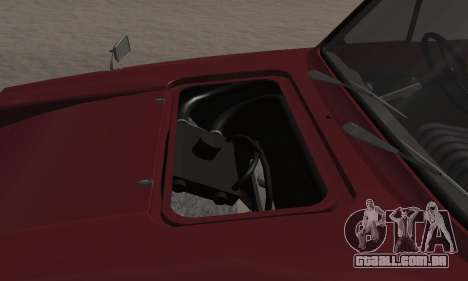 Reliant Regal Sedan para GTA San Andreas