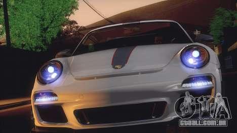 GTA SA ENB - Z.A. Project 2015 para GTA San Andreas sexta tela