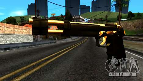 New Desert Eagle para GTA San Andreas