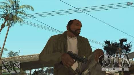 M9 Killing Floor para GTA San Andreas segunda tela