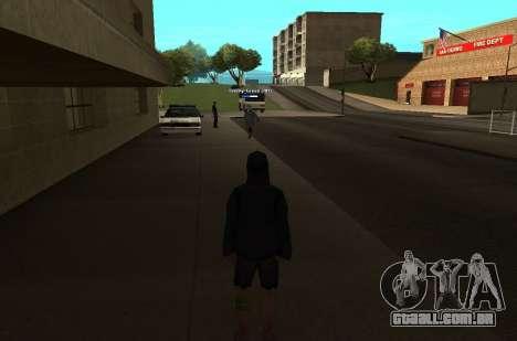 Novo HP color dos jogadores para GTA San Andreas segunda tela