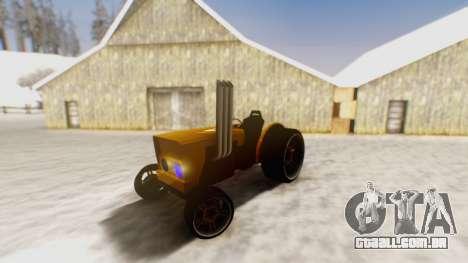 Tractor Kor4 para GTA San Andreas