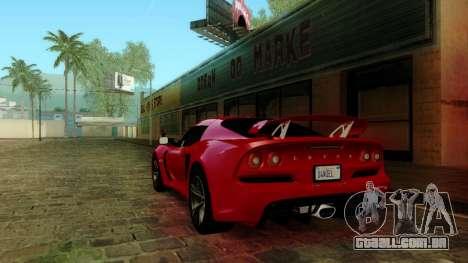 ENB Kenword Try para GTA San Andreas sexta tela