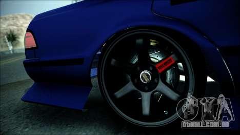 Toyota Mark 2 JZX81 para GTA San Andreas