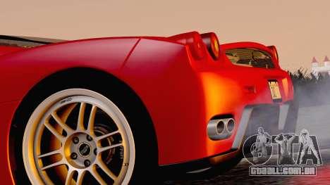 GTA SA ENB - Z.A. Project 2015 para GTA San Andreas oitavo tela