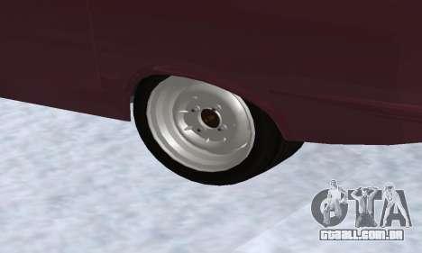 Reliant Regal Sedan para GTA San Andreas