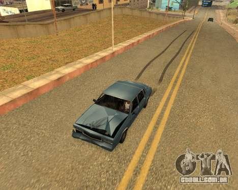 Ledios New Effects para GTA San Andreas décimo tela