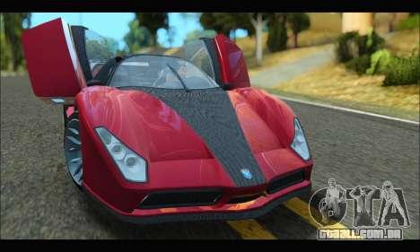 Grotti Cheetah v3 (GTA V) (SA Mobile) para GTA San Andreas esquerda vista