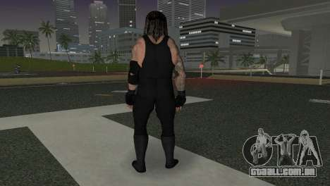 The Undertaker para GTA Vice City terceira tela