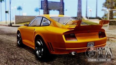 GTA 5 Pfister Comet IVF para GTA San Andreas