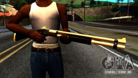 New Shotgun para GTA San Andreas