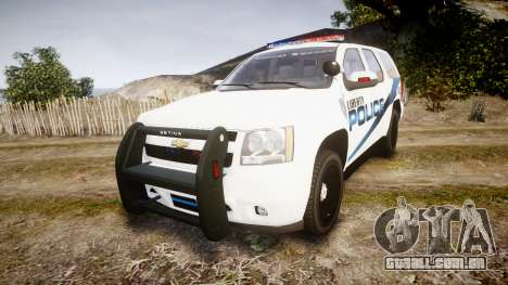 Chevrolet Tahoe 2010 LCPD [ELS] para GTA 4