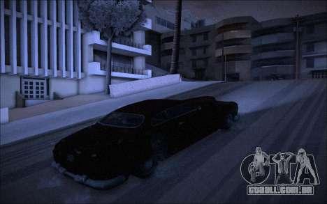 ENBSeries Wade Coronos para GTA San Andreas segunda tela