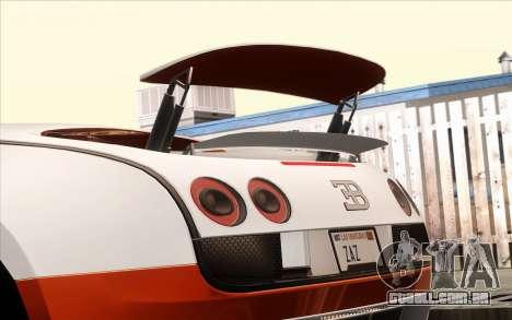 LoFPS ENB para GTA San Andreas segunda tela