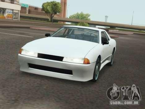 Elegy ODA para GTA San Andreas