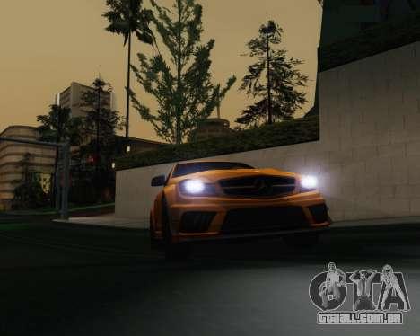 ENB by Robert v8.3 para GTA San Andreas segunda tela