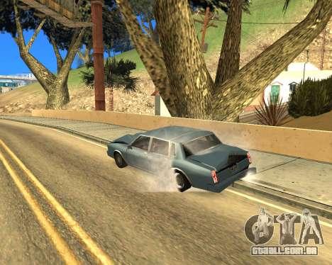 Ledios New Effects para GTA San Andreas nono tela