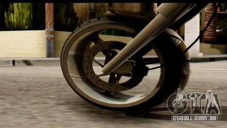 Innovation GTA 5 para GTA San Andreas vista direita