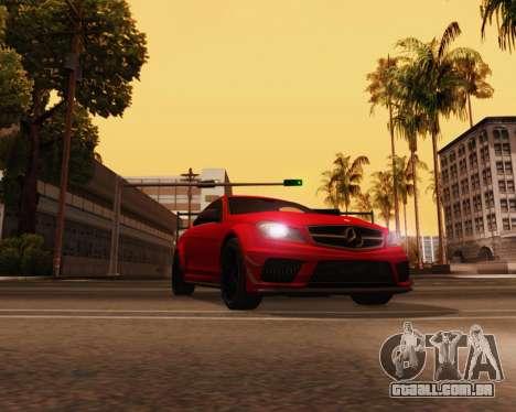 ENB by Robert v8.3 para GTA San Andreas sexta tela