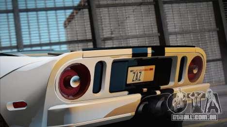 PhotoGraphic 1 para GTA San Andreas terceira tela