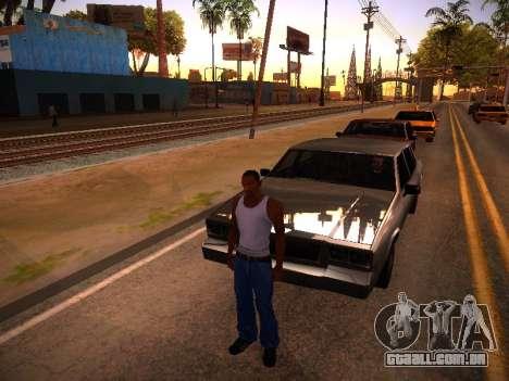 ENB v1.3 para PC fraco para GTA San Andreas
