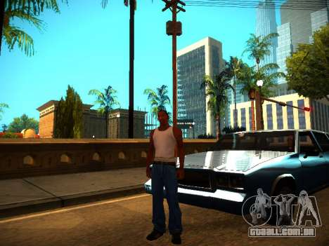 ENB v1.3 para PC fraco para GTA San Andreas terceira tela