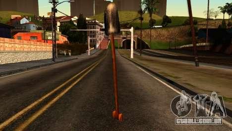 Shovel from Redneck Kentucky para GTA San Andreas segunda tela
