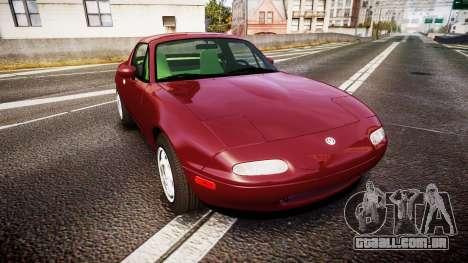 Mazda MX-5 Miata NA 1994 [EPM] para GTA 4