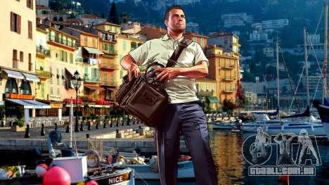 As telas de carregamento, Riviera francesa para GTA 4 sexto tela