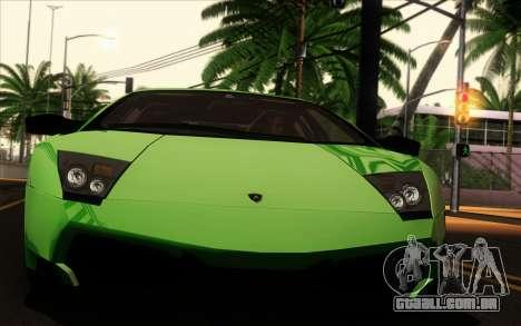 LoFPS ENB para GTA San Andreas sétima tela