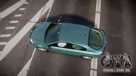 Renault Laguna III GT 2008 para GTA 4 vista direita
