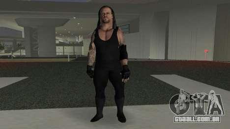 The Undertaker para GTA Vice City segunda tela