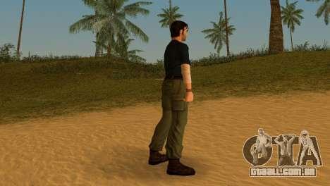 Kurtis Trent v.2 para GTA Vice City segunda tela