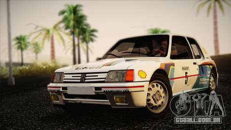 PhotoGraphic 1 para GTA San Andreas segunda tela
