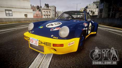 Porsche 911 Carrera RSR 3.0 1974 PJ43 para GTA 4