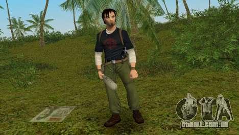 Kurtis Trent para GTA Vice City segunda tela