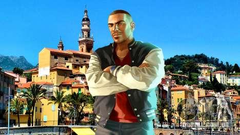 As telas de carregamento, Riviera francesa para GTA 4 segundo screenshot
