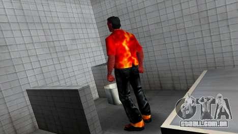 Devil Skin para GTA Vice City terceira tela