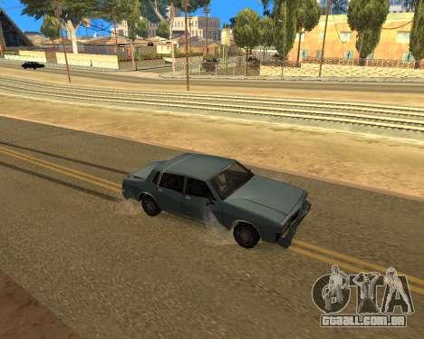 Ledios New Effects para GTA San Andreas oitavo tela
