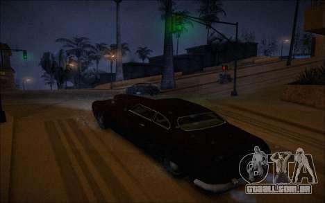 ENBSeries Wade Coronos para GTA San Andreas quinto tela