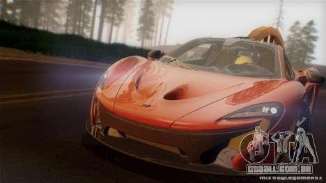 GTA SA ENB - Z.A. Project 2015 para GTA San Andreas