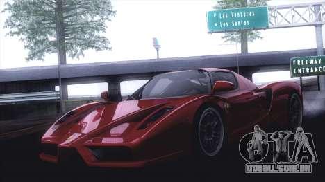 GTA SA ENB - Z.A. Project 2015 para GTA San Andreas sétima tela