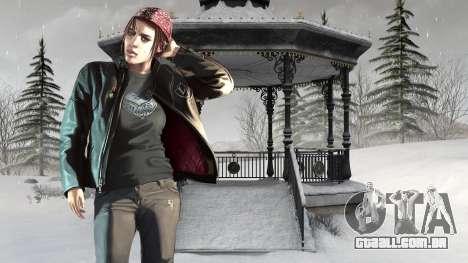 Inverno telas de inicialização para GTA 4 nono tela