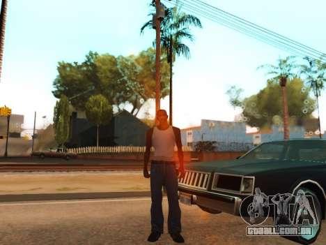 ENB by Robert para GTA San Andreas segunda tela