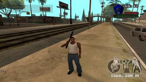 C-HUD by Kidd para GTA San Andreas terceira tela