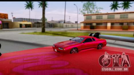 Elegy para GTA San Andreas vista direita