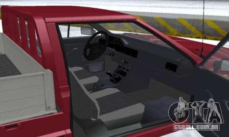 Daewoo FSO Polonez Truck Plus ST 1.9 D 2000 para o motor de GTA San Andreas