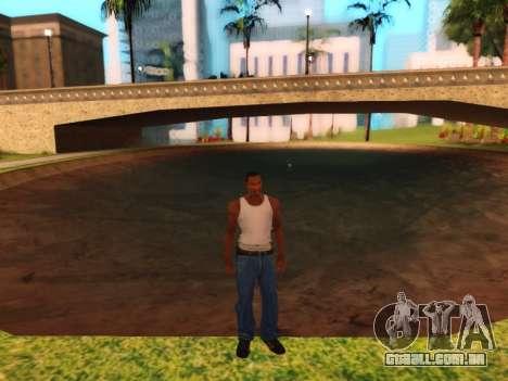 ENB by Robert para GTA San Andreas quinto tela