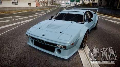 BMW M1 [EPM] para GTA 4