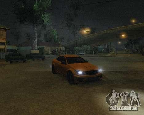 ENB by Robert v8.3 para GTA San Andreas quinto tela